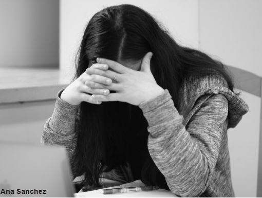 Anxiety Is Taking Toll On Teens Their >> Depression And Anxiety Takes A Toll On College Students The Current